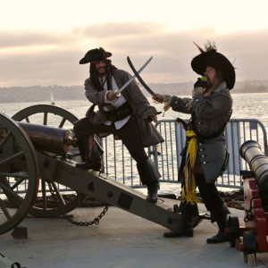 Captain Jack and the Scalliwags - Blues Band / Children's Party Entertainment in San Diego, California
