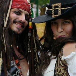 Jack Sparrow Impersonator - Pirate Entertainment in Newport News, Virginia