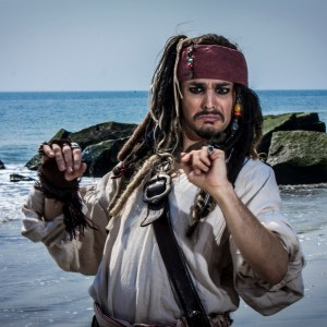 Jack Sparrow & Johnny Depp Impersonator - Johnny Depp Impersonator in Orlando, Florida