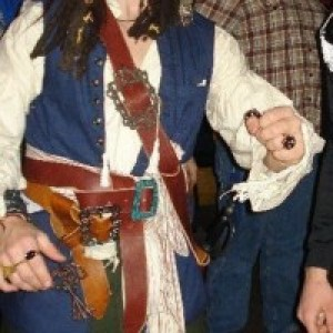 Duluth Jack Sparrow - Pirate Entertainment / Look-Alike in Two Harbors, Minnesota