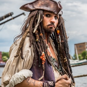 Jack Sparrow Twin Cities Minnesota - Impersonator / Model in Minneapolis, Minnesota
