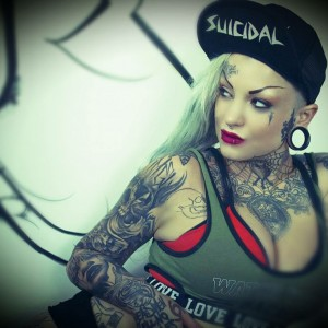 Jack widow (jack the manic) - Burlesque Entertainment / Dancer in Austin, Texas