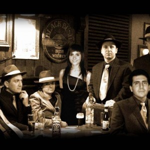 Jack's Roaring 20's & Depression Era Jazz & Swing - Jazz Band / Holiday Party Entertainment in Garden City, Idaho