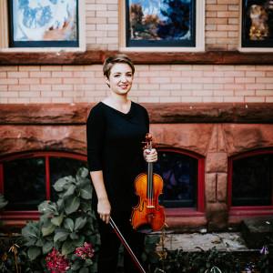Jaclyn Burke - Violinist in Battle Creek, Michigan