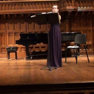 Jaclyn Dentino - Flute - Flute Player / Woodwind Musician in Boston, Massachusetts