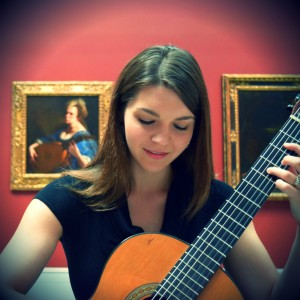 Jaclyn Jones, Classical Guitarist