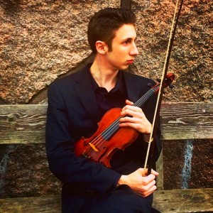 Jacob Dziubek - Viola Player in Hartford, Connecticut