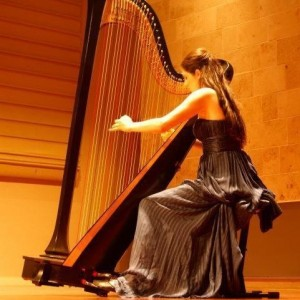Jacqueline Marshall - Harpist in Los Angeles, California