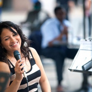 Jacqueline Sotelo - Jazz Singer / Jazz Band in San Antonio, Texas