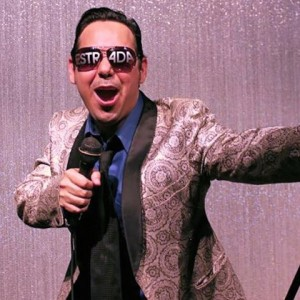 Jade Esteban Estrada - Musical Comedy Act in San Antonio, Texas