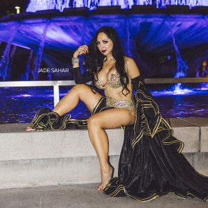 Jade Sahar - Middle Eastern Entertainment / Belly Dancer in Los Angeles, California