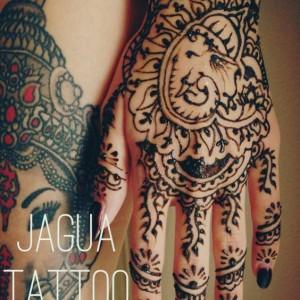 Jagua Tattoo Art by Melissa