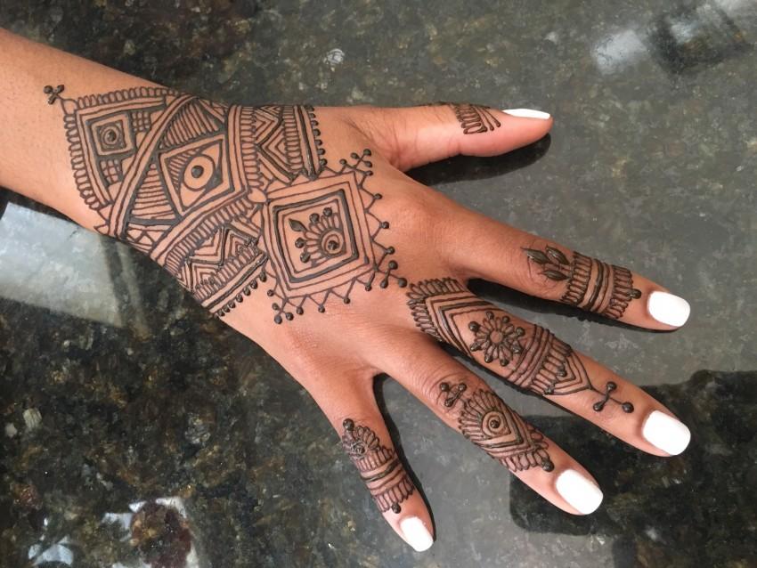 Henna Tattoo Miami : Hire jagua tattoo art by melissa henna artist in miami