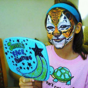 Jaime's Face Painting