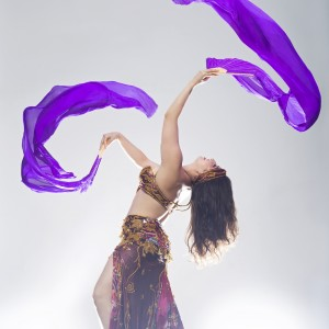 Jala - Belly Dancer / Fire Eater in New York City, New York