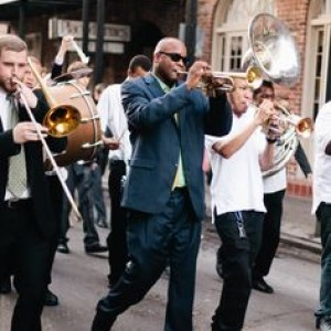 James Andrews music - Jazz Band in New Orleans, Louisiana