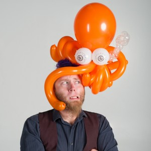 James Creel and His Balloonery - Balloon Twister / Children's Party Entertainment in Washington, District Of Columbia