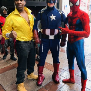 James Haggerty: Hero 4 Hire - Costume Rentals in Chatham, New Jersey