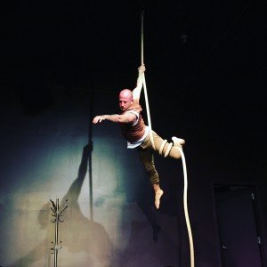 James Lake - Aerialist in New Orleans, Louisiana