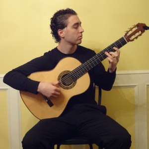 James Millar Guitar - Classical Guitarist in Vancouver, British Columbia