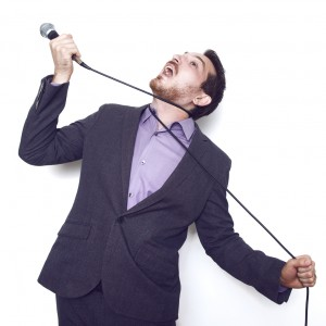 James Uloth - Stand-Up Comedian / Emcee in Edmonton, Alberta