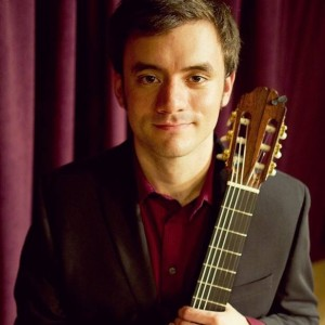 James Wellington - Classical Guitarist / String Quartet in Astoria, New York