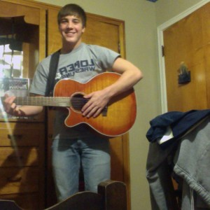 Jameson Nickels - Singing Guitarist / Wedding Musicians in York, Nebraska