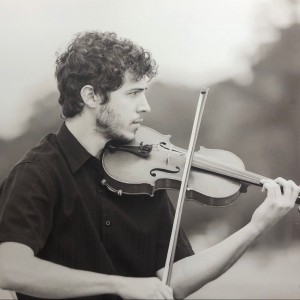 Jamie Cook - Violinist in Greenville, North Carolina