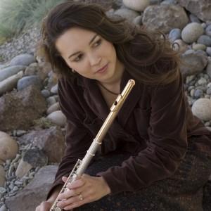 Jamie Mulfinger - Flute Player in San Jose, California