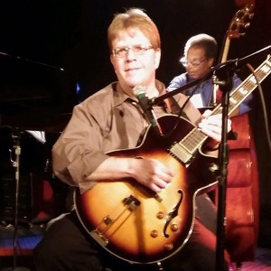 Jamie Murrell - Jazz Band / Guitarist in Dayton, Ohio