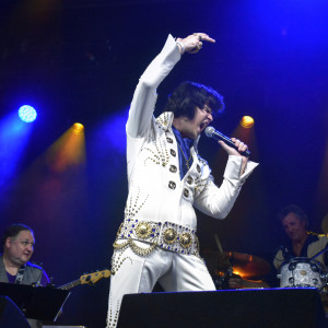 Jamie Reavis: Remnants of Elvis - Elvis Impersonator / Impersonator in Dallas, Texas