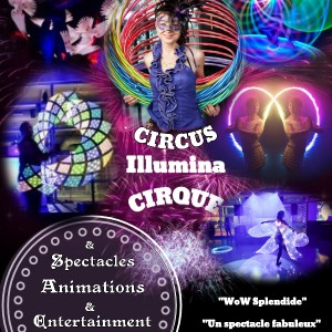 Jamye La Luna* Hula hoop artist - Circus Entertainment / Fire Performer in Montreal, Quebec