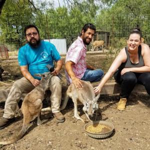 Janda Exotics Animal Ranch - Petting Zoo in Kingsbury, Texas