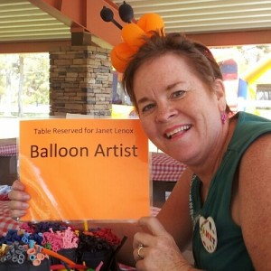 Janet Lenox - Balloon Twister / Face Painter in North Las Vegas, Nevada