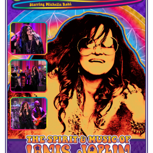 She ROX! - A Tribute to Janis Joplin - Janis Joplin Tribute in Las Vegas, Nevada