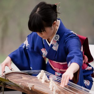 Japanese Koto Music - Asian Entertainment in Los Angeles, California