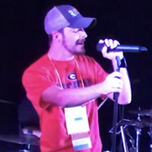Jared Cornwell - Gospel Singer in Rome, Georgia
