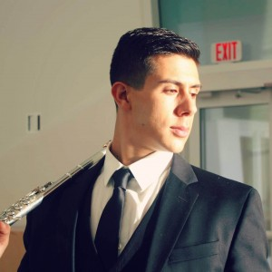 Jared Harrison - Flute Player in Miami, Florida