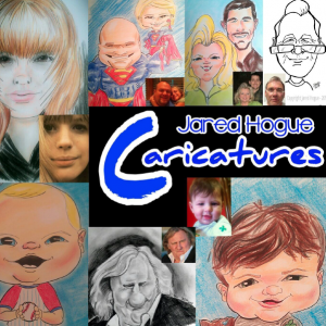 Jared Hogue Caricatures - Caricaturist / Wedding Entertainment in Little Rock, Arkansas
