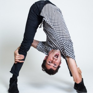 Jared Rydelek - Contortionist / Street Performer in New York City, New York