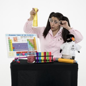 Jargie the Science Girl! - Children's Theatre in La Mirada, California