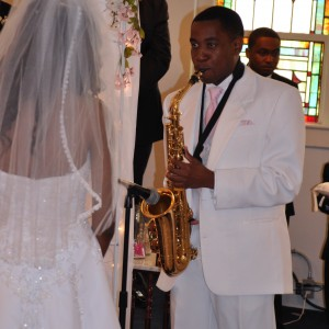 Jasen Thompson - Saxophone Player / Wedding Musicians in Fayetteville, North Carolina