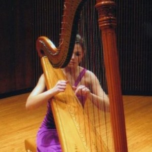 Jasmin Jawad - Harpist in Minneapolis, Minnesota