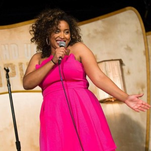 Jasmine Ellis - Stand-Up Comedian in Los Angeles, California