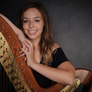 Jasmine Hogan, Harp - Harpist in Baltimore, Maryland