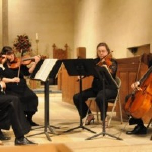 Jason J. Labrador - String Quartet in Winchester, Virginia