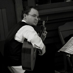 Jason Jacob,  Classical Guitarist - Classical Guitarist / Guitarist in Valhalla, New York