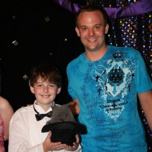 Jason Jacobs Magic - Children's Party Magician / Circus Entertainment in Cincinnati, Ohio