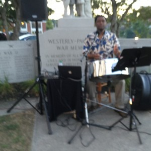 Jason Roseman - Steel Drum Player in Pawtucket, Rhode Island
