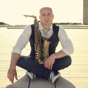 Jason Whitmore - Saxophone Player / Woodwind Musician in San Diego, California